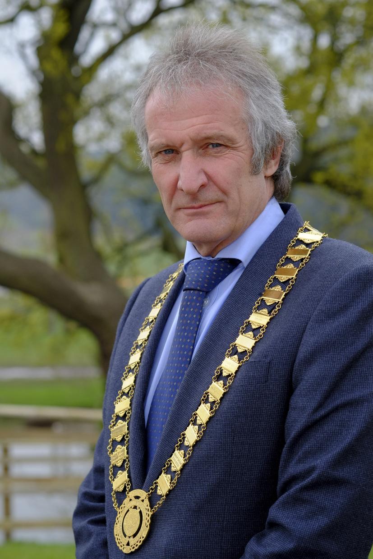 Chris Ramsden, new GIMA president