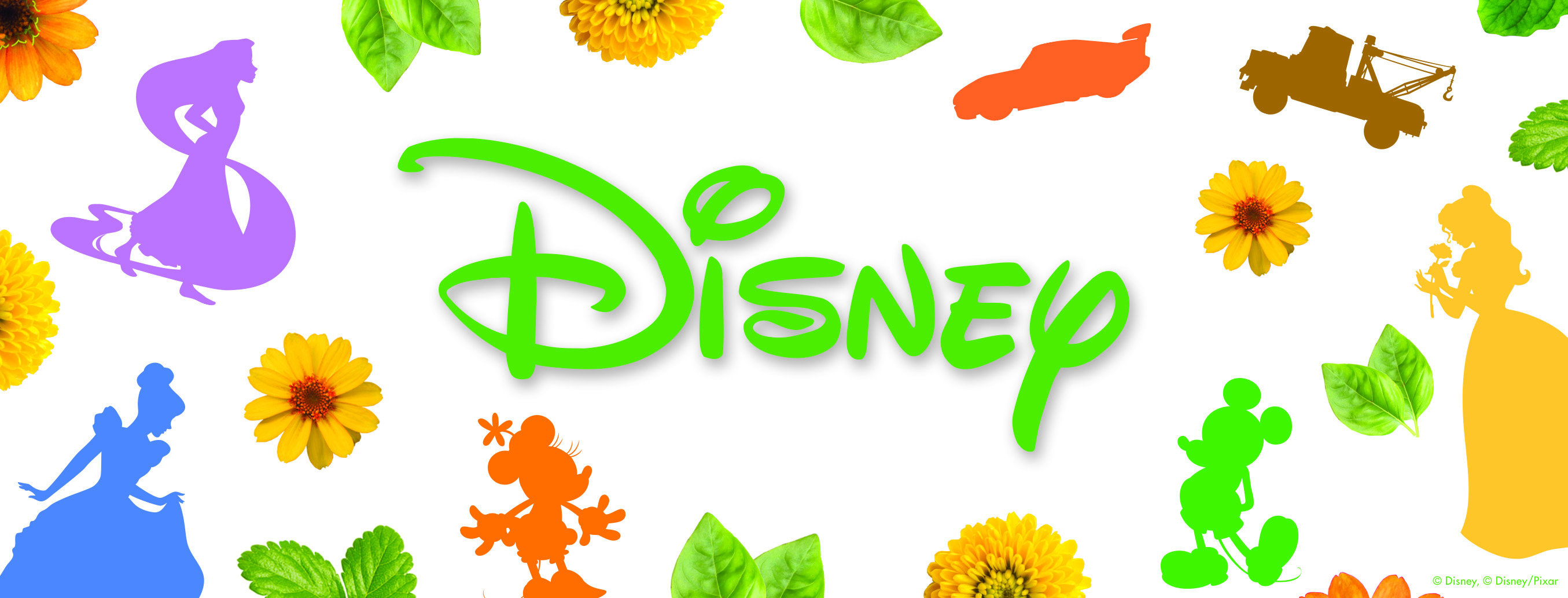Disney GPlants Gardening